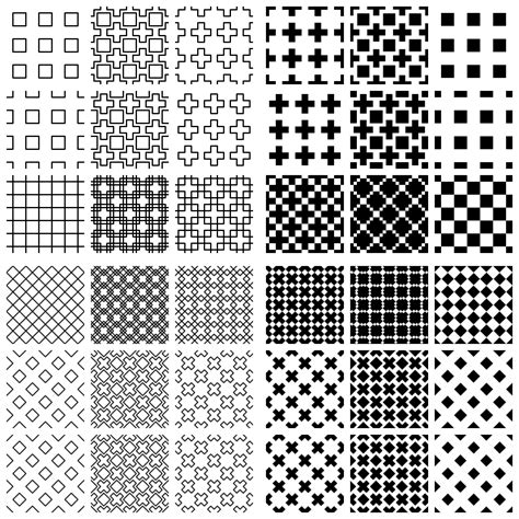 deviantart pattern cross patterns by wuestenbrand on deviantart