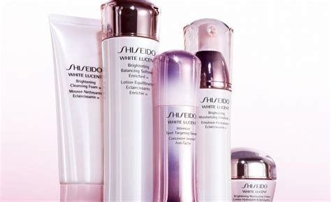 Shiseido White Lucent Indonesia shiseido jv in indonesia con aura beaute