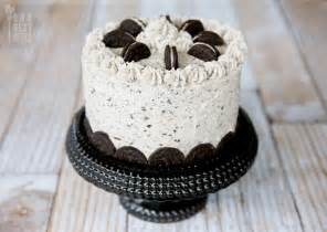 chocolate fudge cookies amp cream cake our best bites