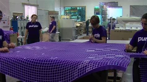 The Mattress Company by How Utah Based Purple Mattress Company S Pulled Its