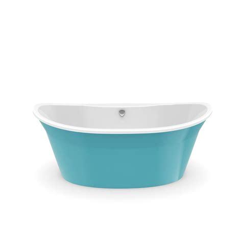 fiberglass bathtubs home depot maax orchestra 60 in fiberglass freestanding flatbottom