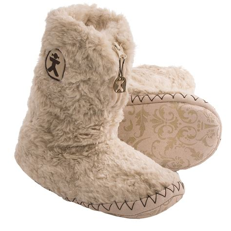 womens boot slippers bedroom athletics cole boot slippers for on the hunt