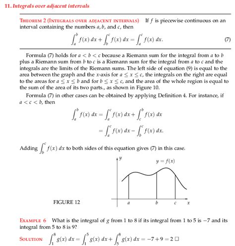 What Is Section 6 by Section 6 2 The Definite Integral
