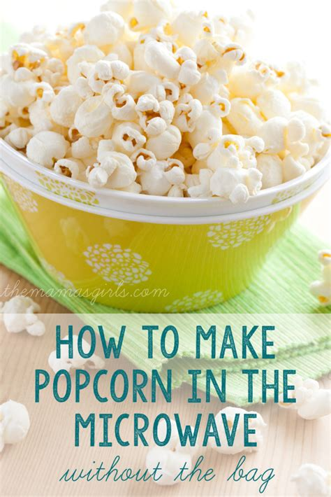 How To Make Microwave Popcorn In A Paper Bag - how to make microwave popcorn in a paper bag 28 images