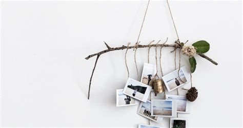 hanging photo organizer rail with chains and 32 clips gray top 28 photo hanging man hang on rope stock image