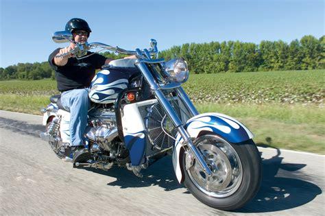 Boss Hoss Motorrad Teile by Boss Hoss Feiert 20 J 228 Hriges Jubil 228 Um Autogazette De