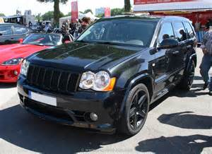 jeep 2006 grand srt8 the history of cars