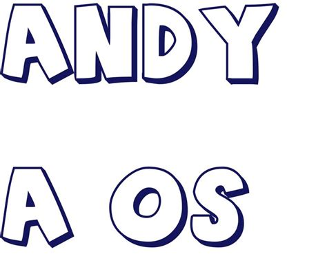 toy story font toy story font generator ideas para el