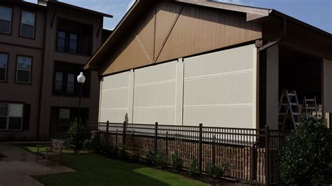 Southern Patio Enclosures by Cafe Blinds From Spe Can Be Installed Three Ways