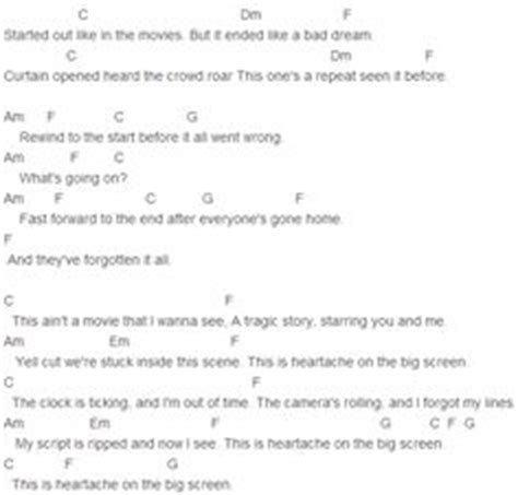 umbrella strumming pattern infinity chords one direction guitar pinterest