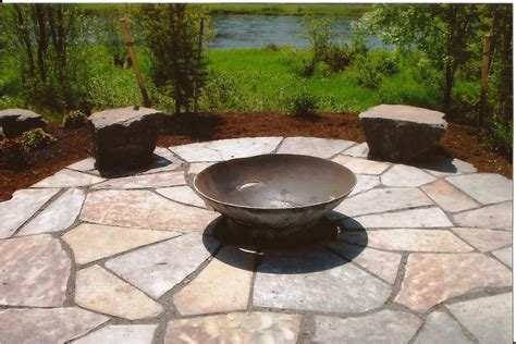 Patio And Firepit Paver Patio Designs With Pit Pit Design Ideas