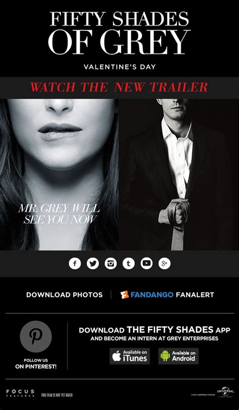 50 shades of grey movie trailer youtube fifty shades of grey official trailer new fifty shades of