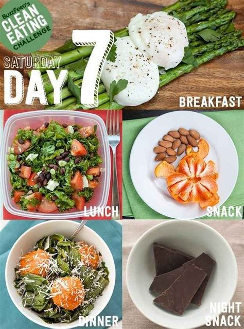Eat When On Detox by Best 25 7 Day Meal Plan Ideas On Fitness Meal