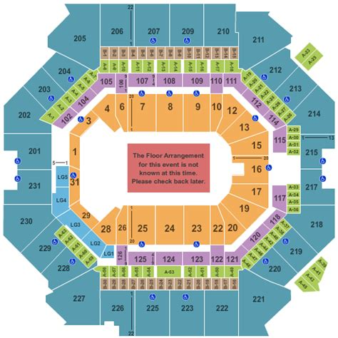 barclays center floor plan prince tickets 2017 prince tickets ny in new york