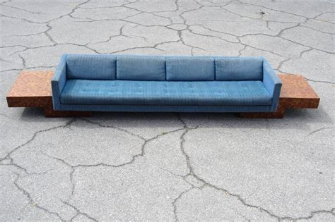 floating sectional sofa mid century modern adrian pearsall for craft associates