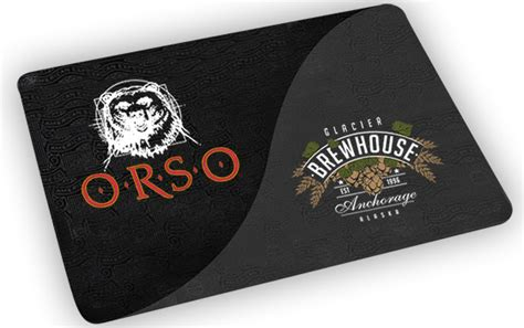 Showtime Gift Card - gift card 100 glacier brewhouse