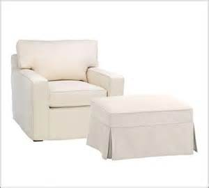 Armchair Slipcovers Pottery Barn Pb Square Grand Armchair Slipcover Ebay