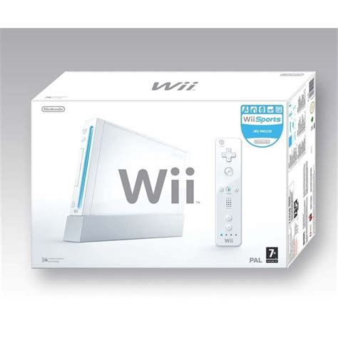 wii sport console console wii pack sports achat vente console wii