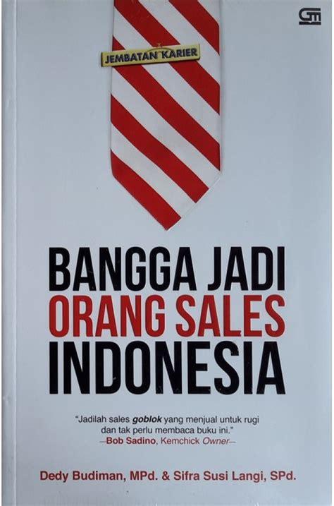 bangga jadi orang sales indonesia