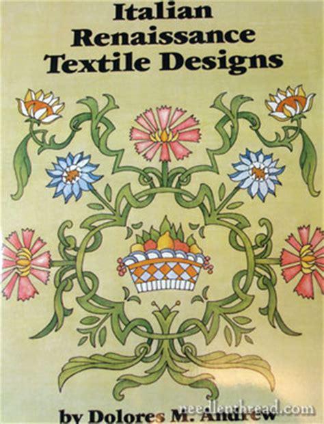 design elements textiles design resource italian renaissance textile designs