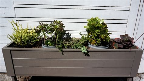 Horizontal Planter Box by Planter Boxes Harwell Design Fences Driveway Gates