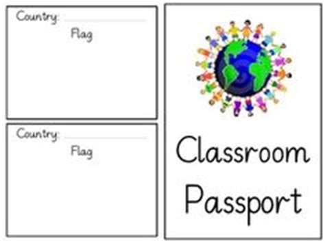 Pretend Passports For Preschool To Print Pictures To Pin On Pinterest Pinsdaddy Preschool Passport Template