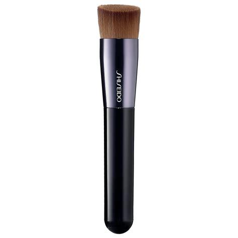 Shiseido Foundation Brush como escolher que quantidade aplicar um guia b 225 sico da
