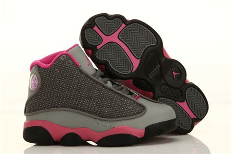 air kid shoes how much nike air 13 shoes kid s grey pink popular