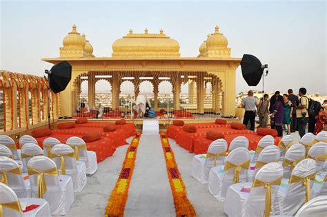 Pooja Decorations At Home Pictures Of Wedding At Chunda Palace In Udaipur