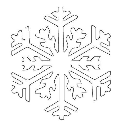 Kostenlose Vorlage Schneeflocke Kostenlose Malvorlage Schneeflocken Und Sterne Schneeflocke 15 Zum Ausmalen