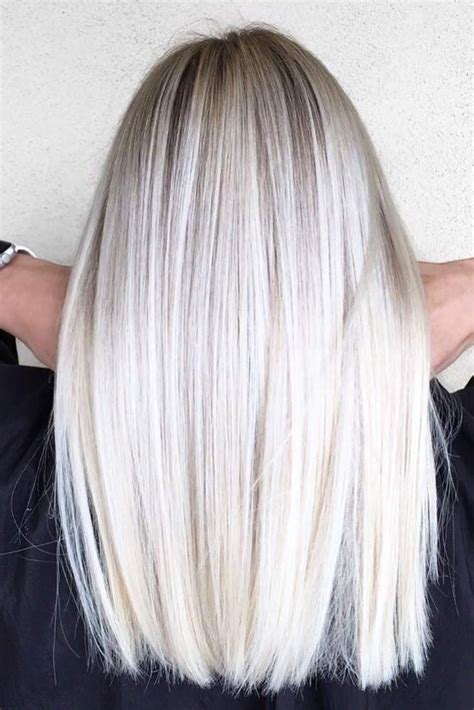 platinum hair color and cuts for over 50 women pictures 50 platinum blonde hair shades and highlights for 2018