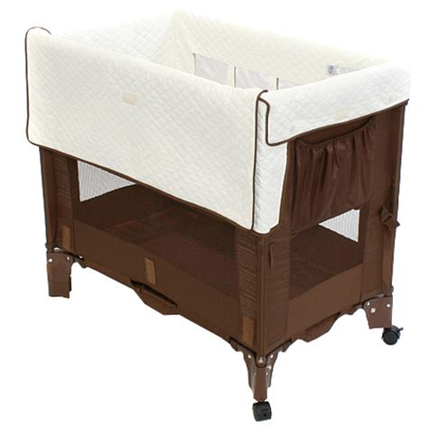 Dr Sears Co Sleeper glam gift guide the arm s reach co sleeper amanda griffin jacob