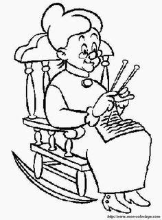 image result  grandma colouring pages coloring pages