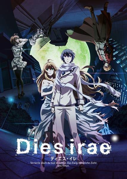 dies irae anime myanimelist dies irae pictures myanimelist net