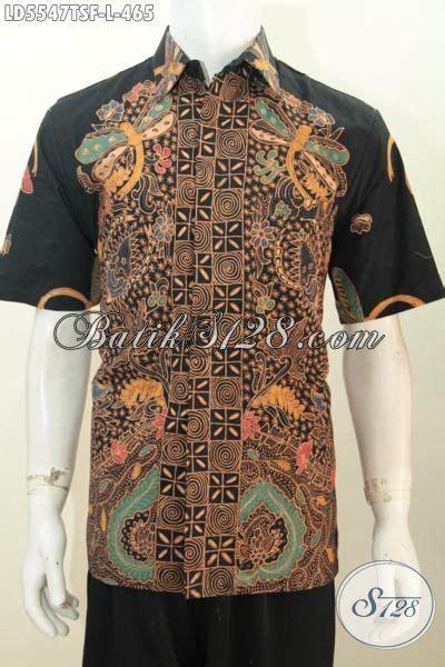 Model Pake batik hem elegan model lengan pendek pake furing pakaian