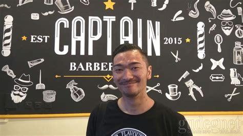 captain barbershop jogja yogya gudegnet