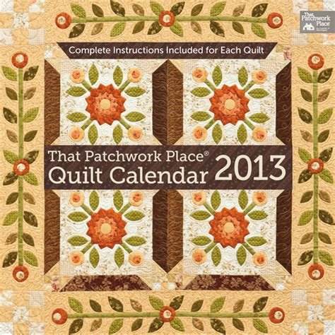 Martingale That Patchwork Place - martingale that patchwork place 174 quilt calendar 2013