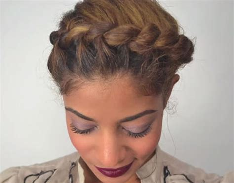 Black Hairstyles For Wedding Guest by Stunning Wedding Hairstyles For Black More