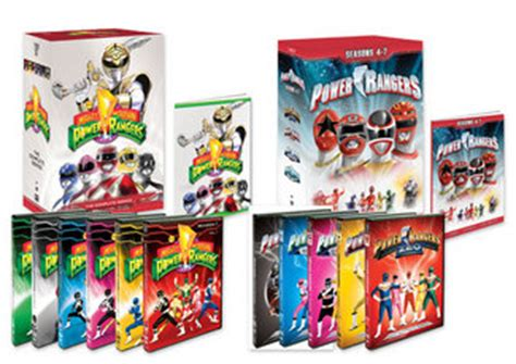 out of space and time volume 1 series 1 power rangers from mighty morphin to lost galaxy time