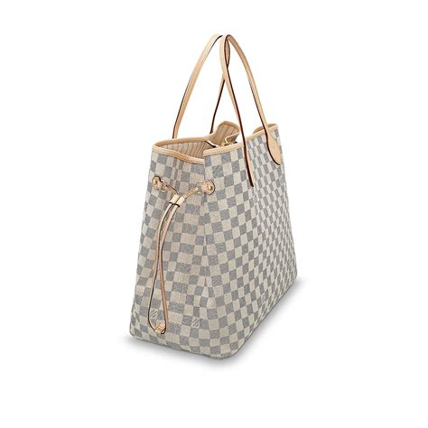 Lv Neverfull Pm Semprem neverfull gm canvas damier azur 205 cones louis vuitton