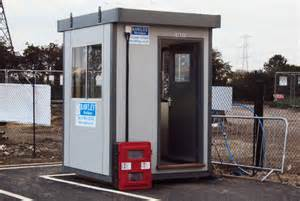 Security Gatehouse gatehouse and security guard hut hire rawley