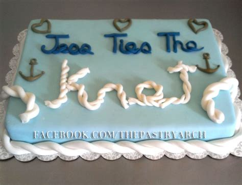 Nautical Bridal Shower Cakes by Lake Theme Bridal Shower Decorations The Italian Wedding