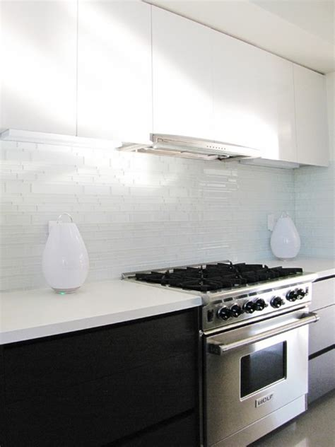 all things led kitchen backsplash houzz tour a labor of modern love in costa mesa