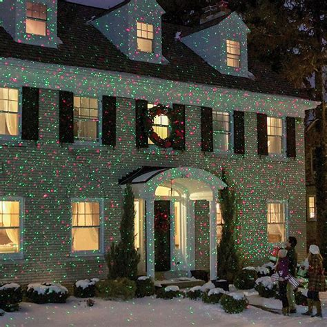 christmas lights projected on house best 25 laser lights ideas on best laser lights light show