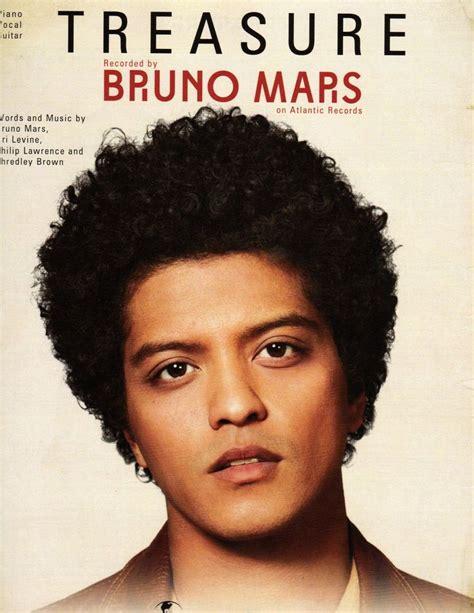 Treasure Bruno Mats by Bruno Mars Treasure Us Sheet Ebay