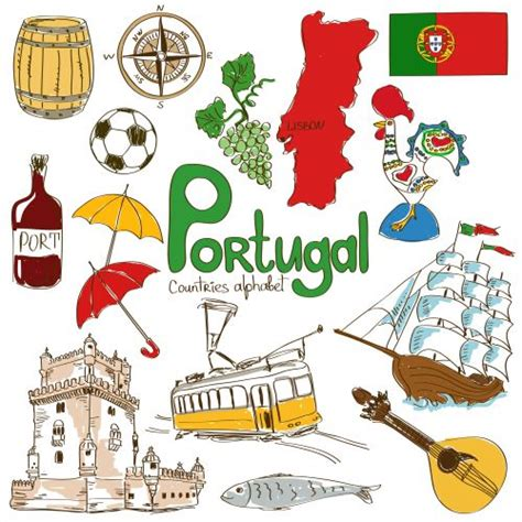 portugal crafts for portugal culture map printable geography culture and
