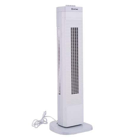 air conditioner tower fan 30 quot 3 speed tower fan portable oscillating cooling air