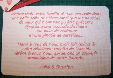 Modèle De Lettre De Remerciement Pour Un Mariage Les 30 Ans De Mariage De Mes Parents Le De