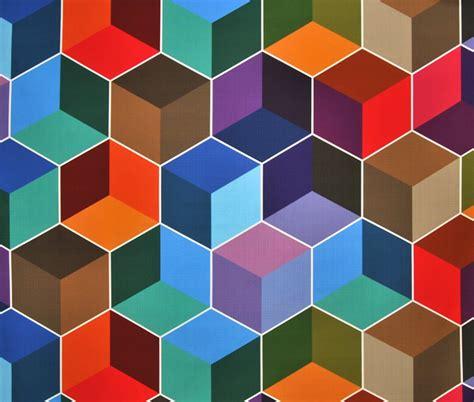 imagenes figuras minimalistas cubos 3d