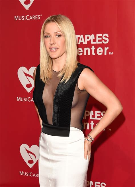 Ellie Goulding 1 ellie goulding at musicares person of the year event